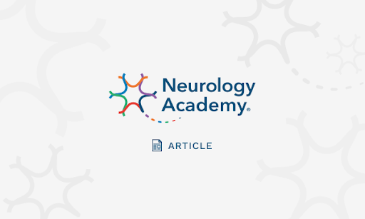 Neurology article